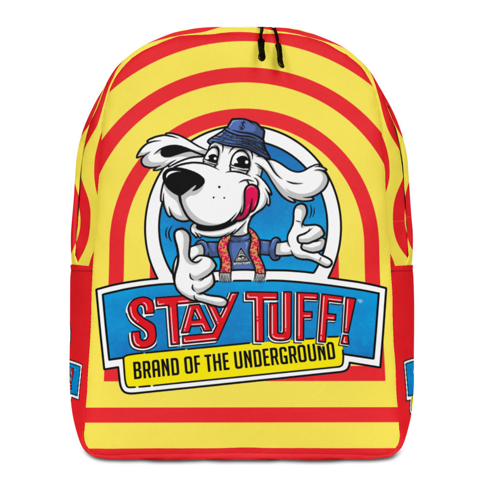 TUFF PUPPIE (Backpack)