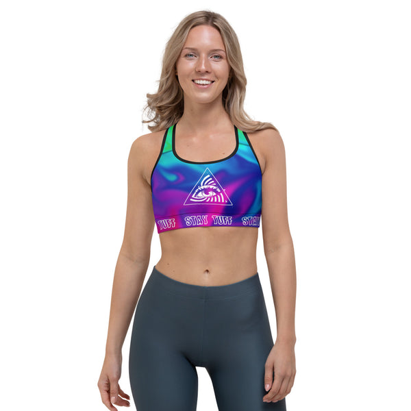 GUD VIBRATIONS (Sports Bra)