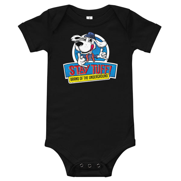 TUFF PUPPIE (Baby One Piece T-Shirt)