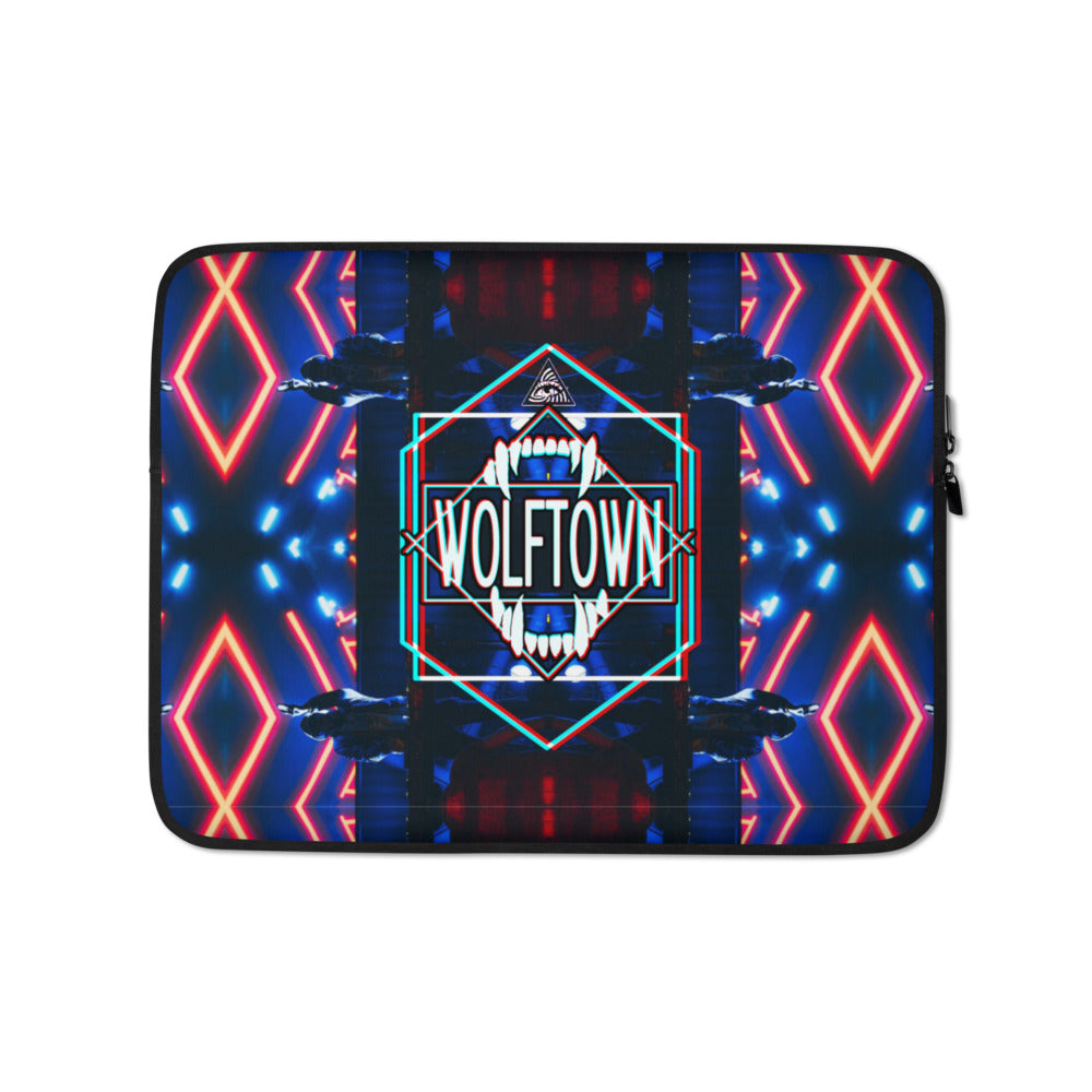 WOLFTOWN 'UNCHAINED' (Laptop Sleeve)