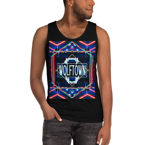 WOLFTOWN 'UNCHAINED' (Tank Top)