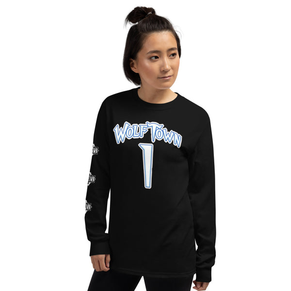 WOLFTOWN 'THE FRANCHISE' (Men's Long Sleeve Shirt)