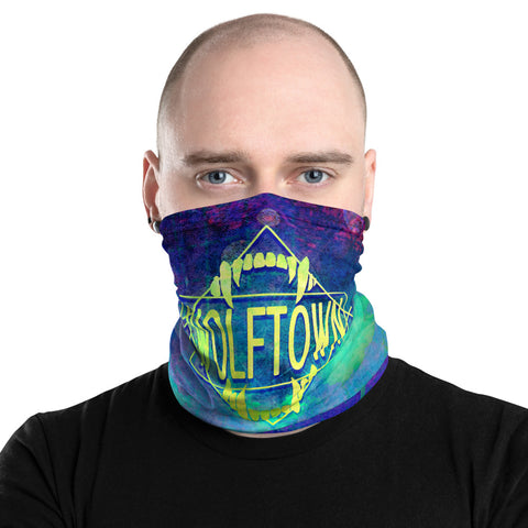WOLFTOWN 'DEEP END' (Neck Gaiter Face Mask)