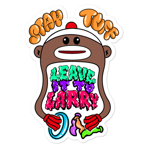LEAVE IT TO LARRY (Sticker)