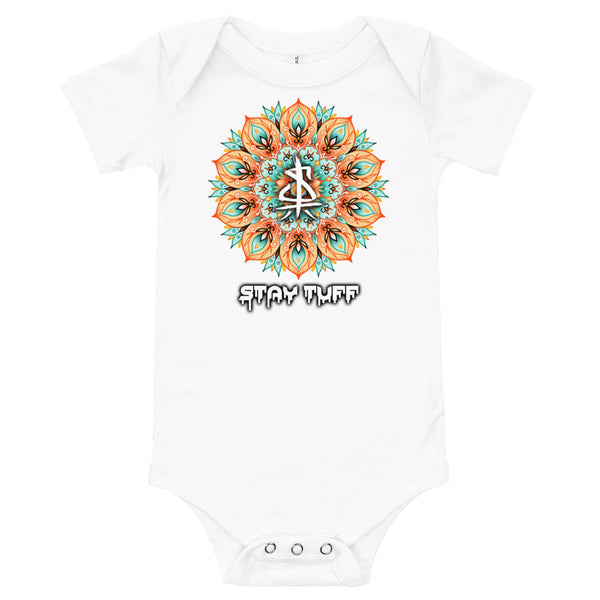 MANDALA (Baby One Piece T-Shirt)