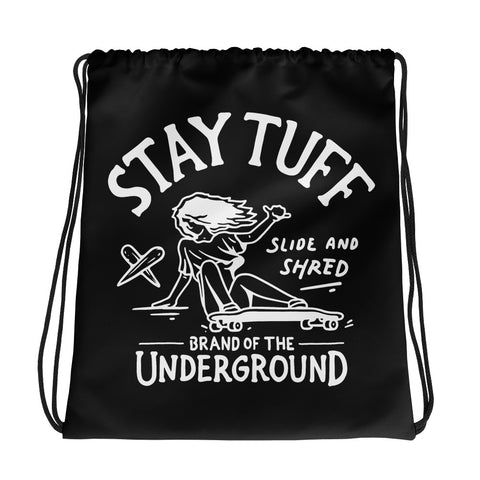 DOGTOWN DAZE (Drawstring Bag)