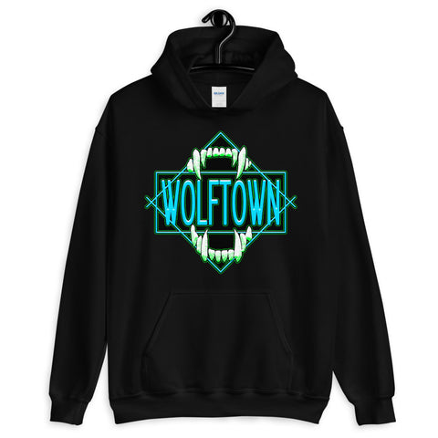 WOLFTOWN 'SWITCH IT' (Unisex Hoodie)