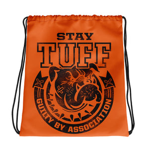 GUILTY BY ASSOCIATION (Drawstring Bag)
