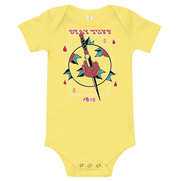 SAVE YOURSELF (Baby One Piece T-Shirt)