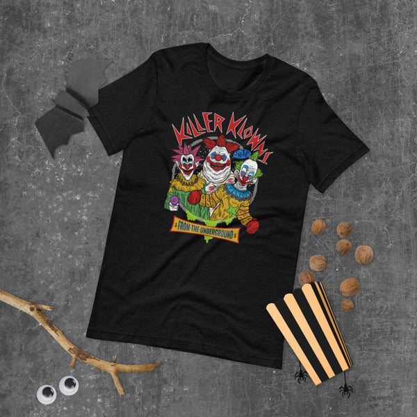 KILLER KLOWNS FROM THE UNDERGROUND (Premium T-Shirt)