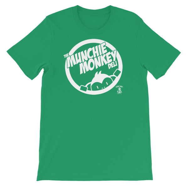 MUNCHIE MONKEY DELI (Premium T-Shirt)