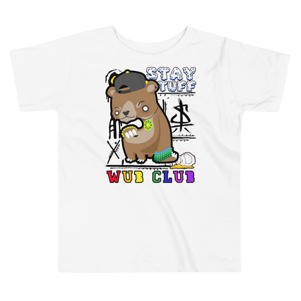 WUB CLUB 'BEARHUGS' (Toddler T-Shirt)
