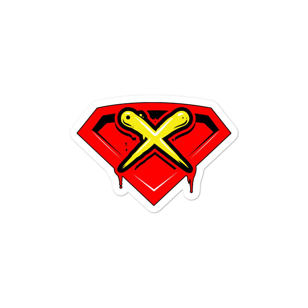 SUPER TUFF (Sticker)