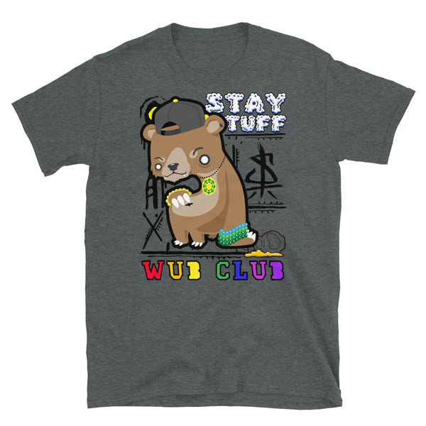 WUB CLUB 'BEARHUGS' (Concert T-Shirt)