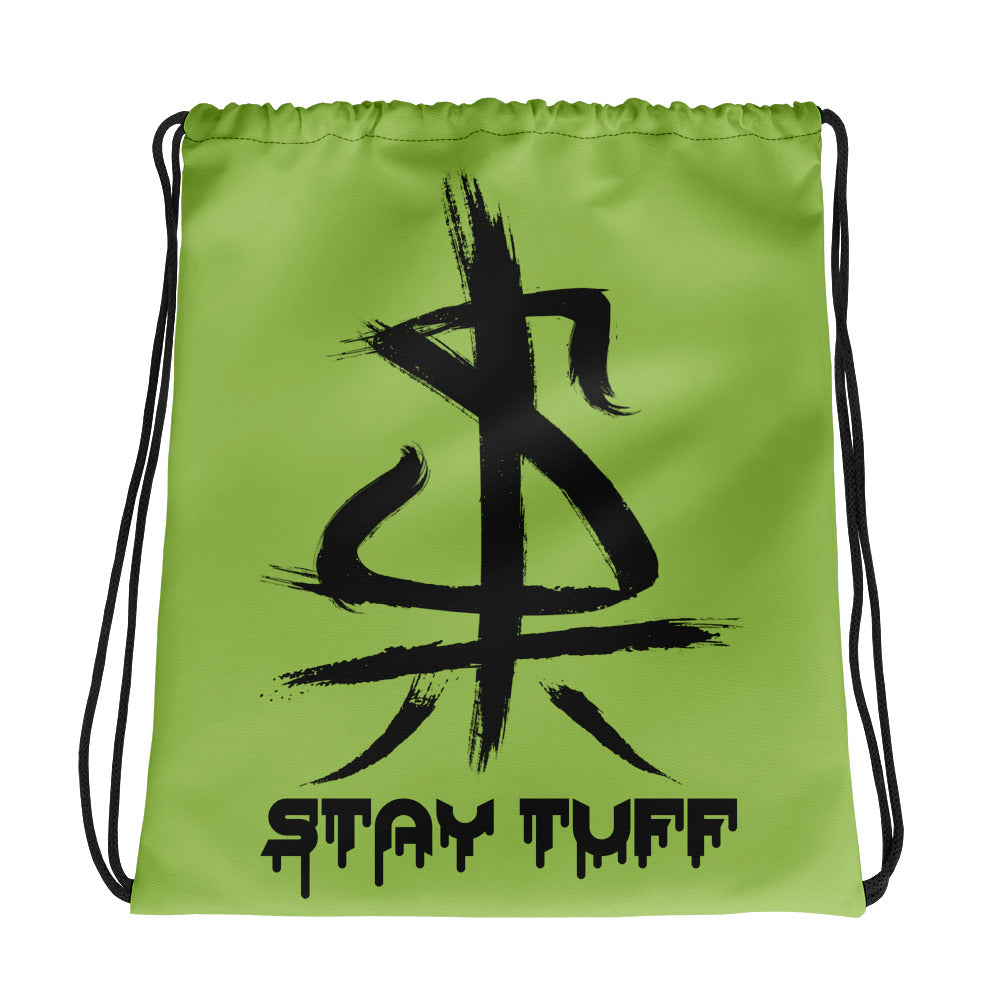 THE BRIGHTER SIDE (Drawstring Bag)