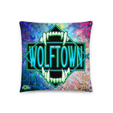 WOLFTOWN 'SWITCH IT' (Pillow)