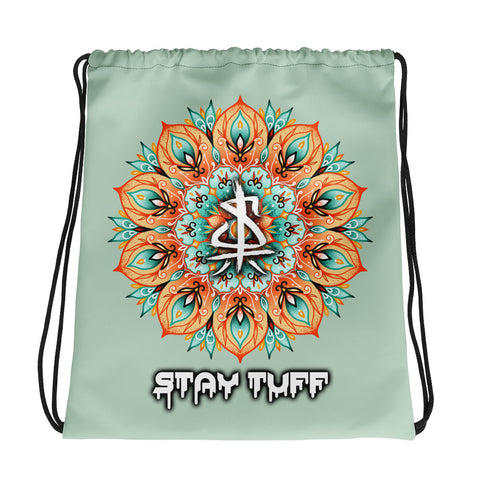 MANDALA (Drawstring Bag)