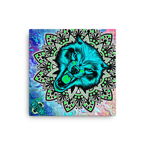 WOLFTOWN 'SWITCH IT' (Canvas Art)