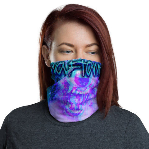 WOLFTOWN 'BETA' (Neck Gaiter Face Mask)