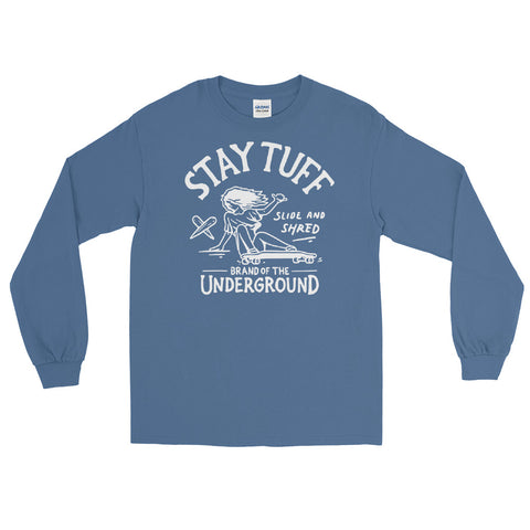 DOGTOWN DAZE (Men's Long Sleeve Shirt)