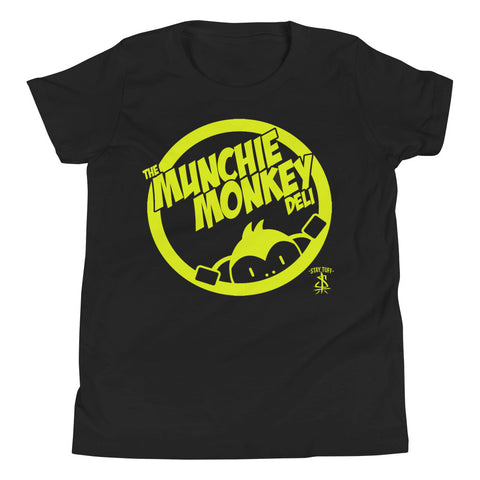MUNCHIE MONKEY DELI (Youth T-Shirt)