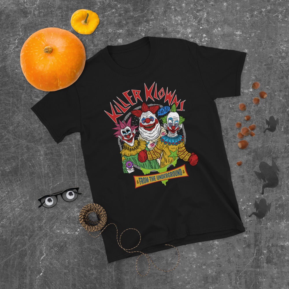 KILLER KLOWNS FROM THE UNDERGROUND (Concert T-Shirt)