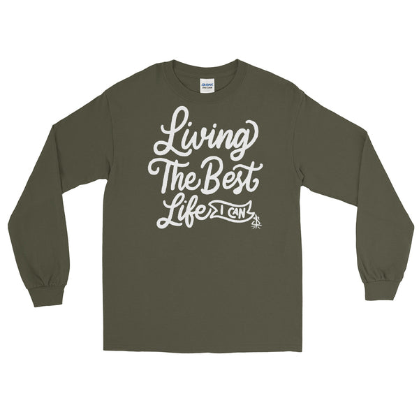 FOR TODAY (Men's Long Sleeve Shirt)