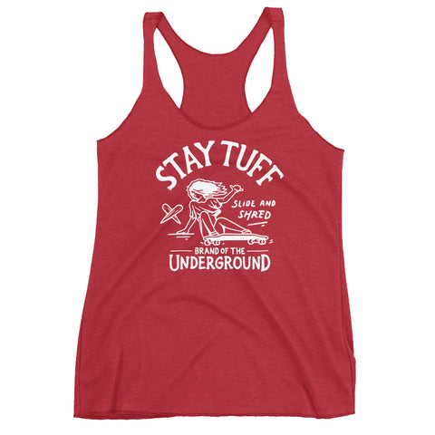 DOGTOWN DAZE (Women's Tank Top)