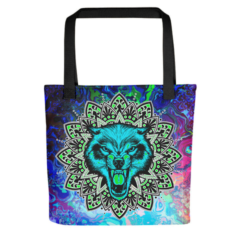 WOLFTOWN 'SWITCH IT' (Tote Bag)