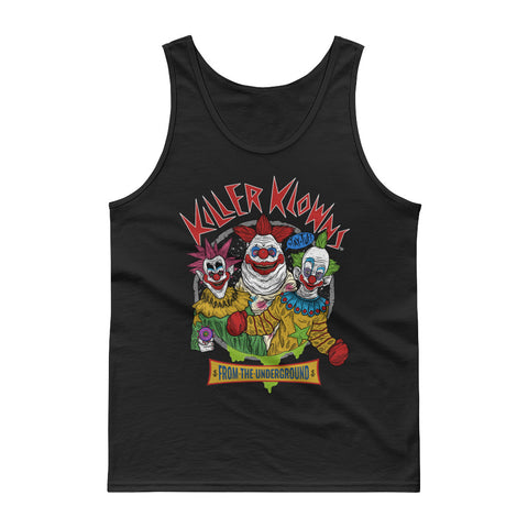 KILLER KLOWNS FROM THE UNDERGROUND (Tank Top)