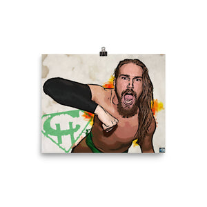 CHRIS HERO (Print)