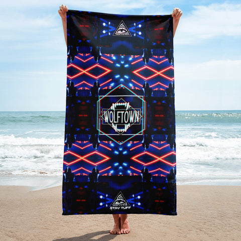WOLFTOWN 'UNCHAINED' (Towel)