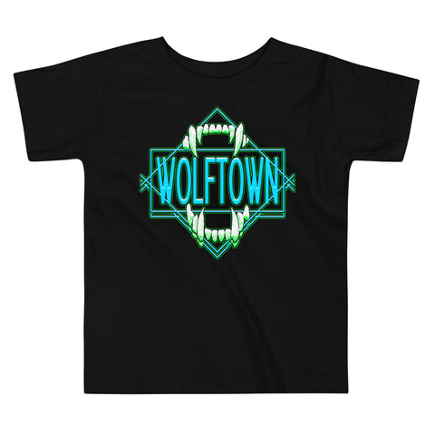 WOLFTOWN 'SWITCH IT' (Toddler T-Shirt)