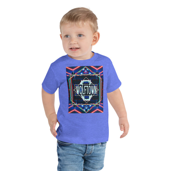 WOLFTOWN 'UNCHAINED' (Toddler T-Shirt)