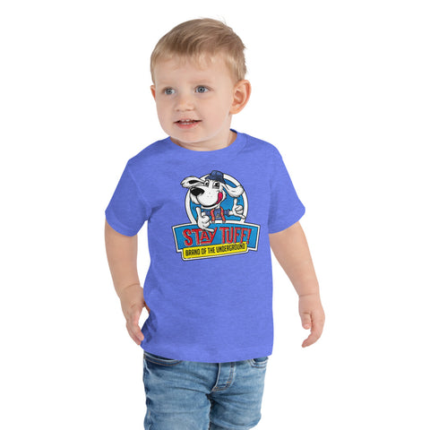 TUFF PUPPIE (Toddler T-Shirt)