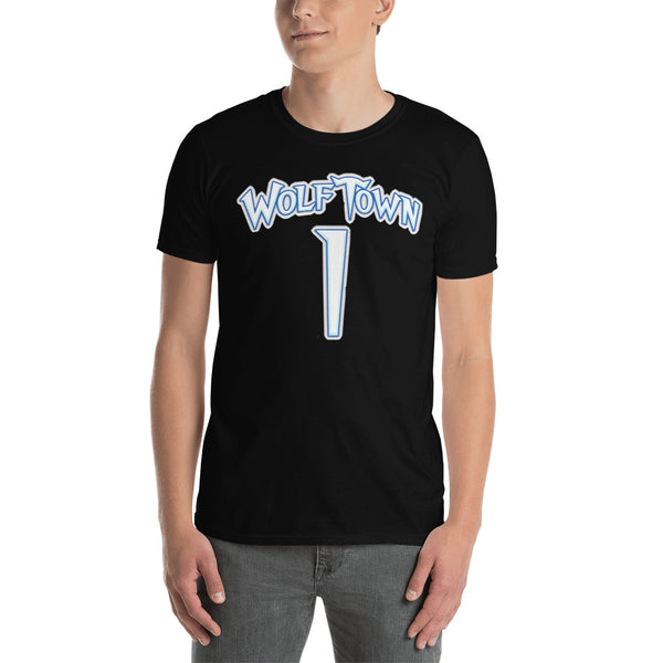 WOLFTOWN 'THE FRANCHISE' (Concert T-Shirt)