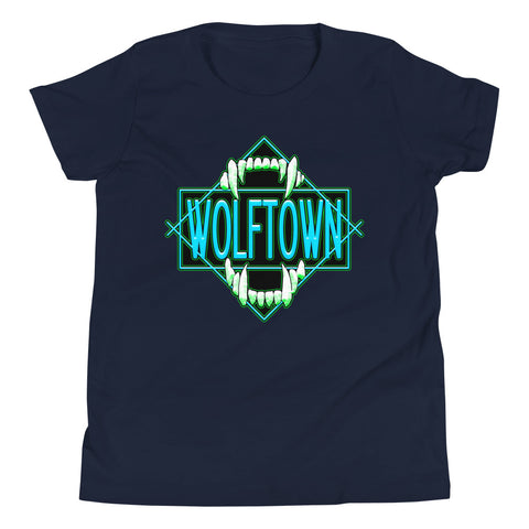 WOLFTOWN 'SWITCH IT' (Youth T-Shirt)