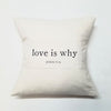Love is why