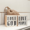 Love God | Love People
