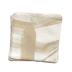 Carmella Camel Cocktail Napkin Set