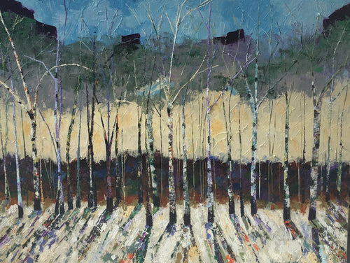 """Untitled - Birch Trees"""