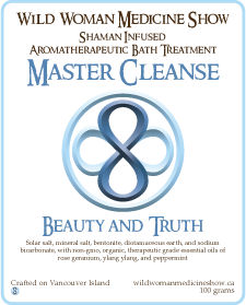 Master Cleanse - Beauty and Truth - Bath Treatment