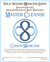 Master Cleanse - Chaos Medicine - Bath Treatment