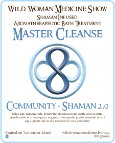 Master Cleanse - Community - Shaman 2.0 - Bath Treatment