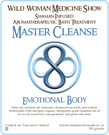 Master Cleanse - Emotional Body - Bath Treatment