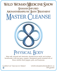 Master Cleanse - Physical Body - Bath Treatment