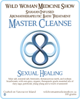 Master Cleanse - Sexual Healing - Bath Treatment