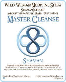 Master Cleanse - Shaman - Bath Treatment