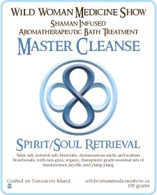 Master Cleanse - Spirit/Soul Retrieval - Bath Treatment