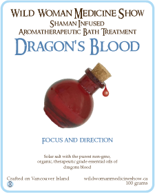 Traditional - Dragon's Blood - Bath Treatment